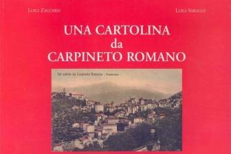 Una cartolina da Carpineto Romano