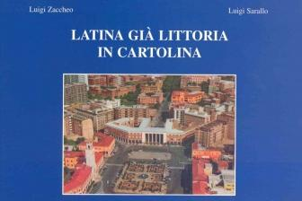 Latina già Littoria in cartolina