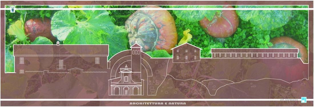 Collezione i borghi rurali l 39 architetto falzarano for Architetto latina